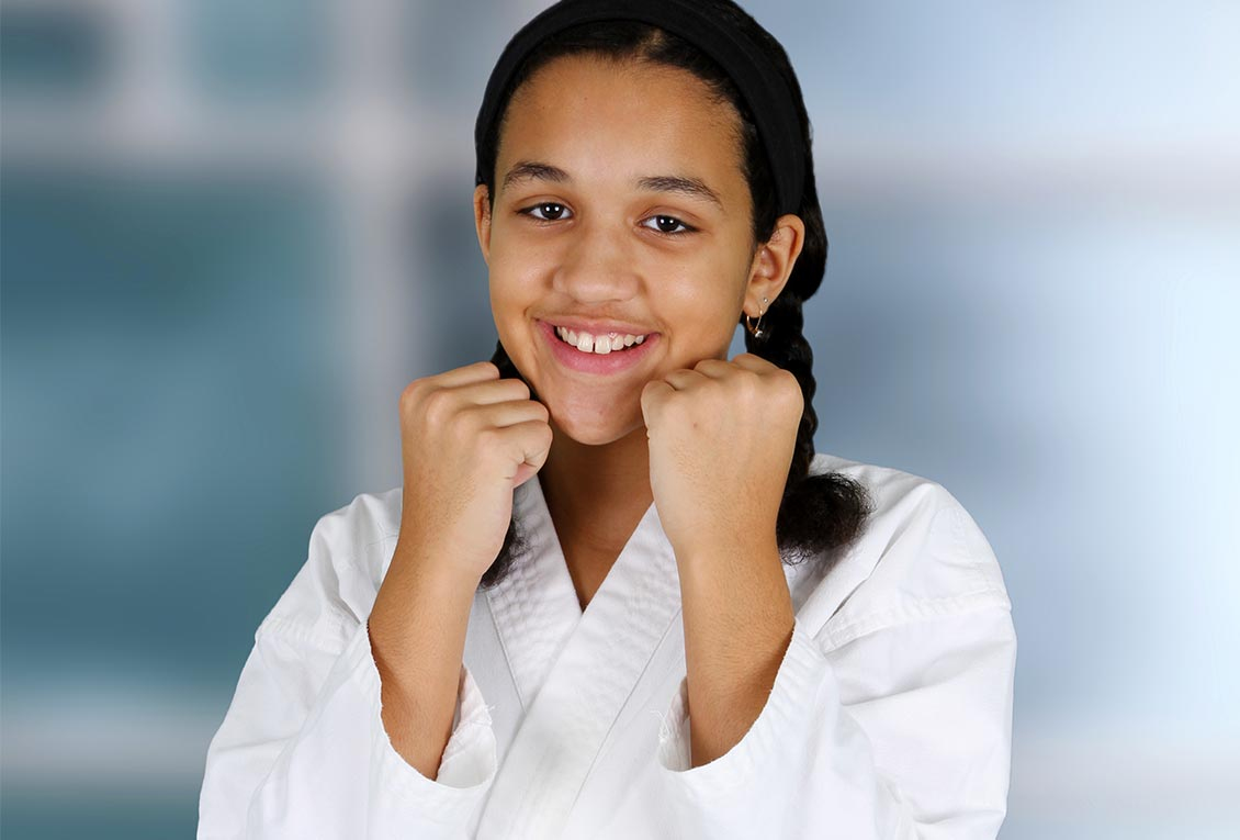 Five Benefits of Kids Martial Arts