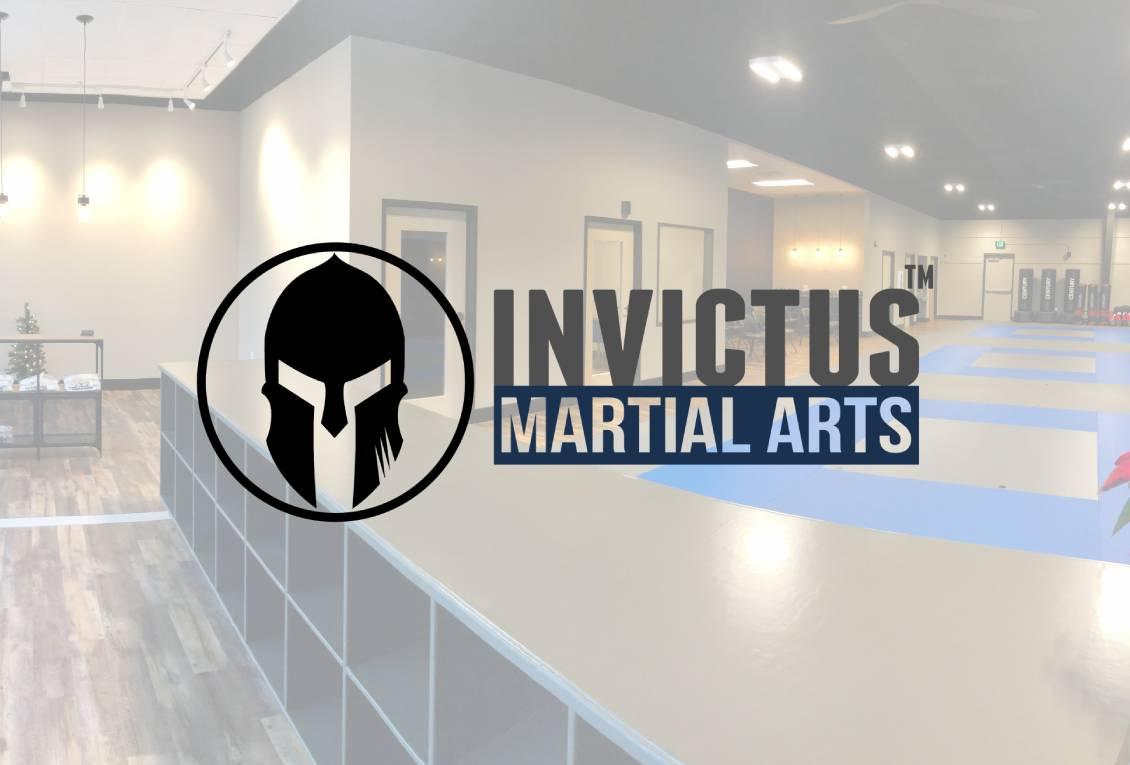 Invictus Martial Arts logo academy