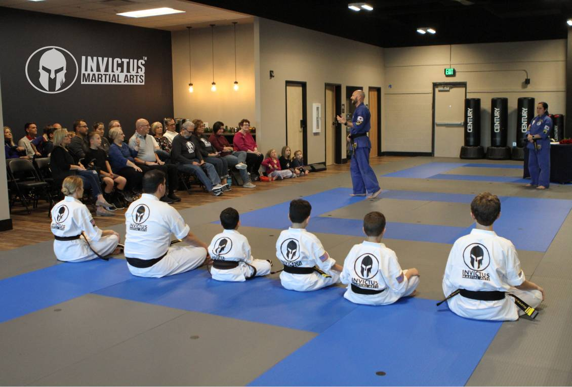 Congratulations to Invictus' Newest Black Belts