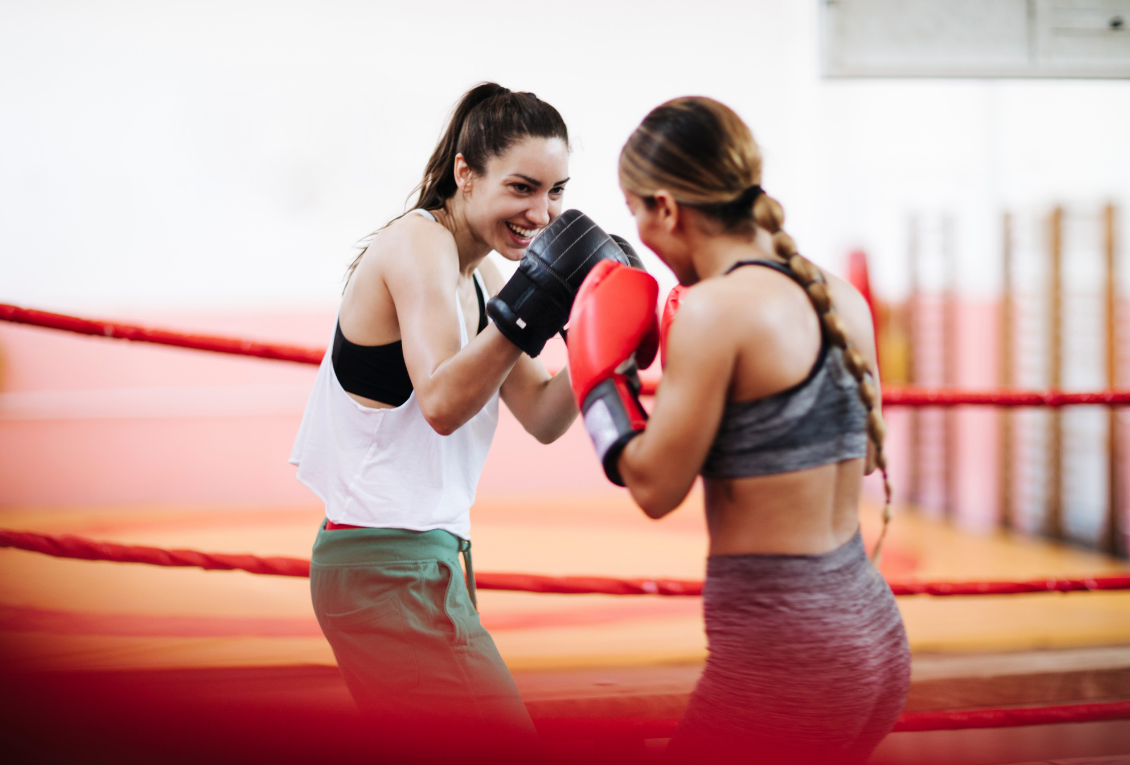 Three Benefits Of Sparring In MMA Kickboxing