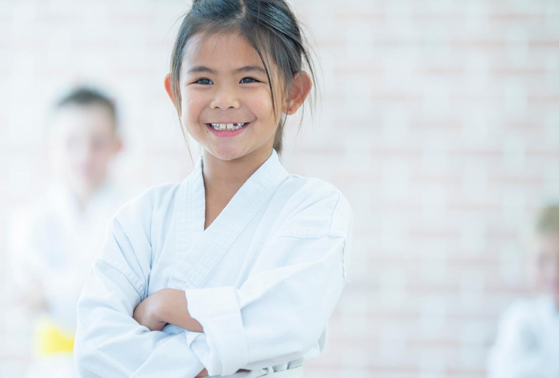girls martial arts