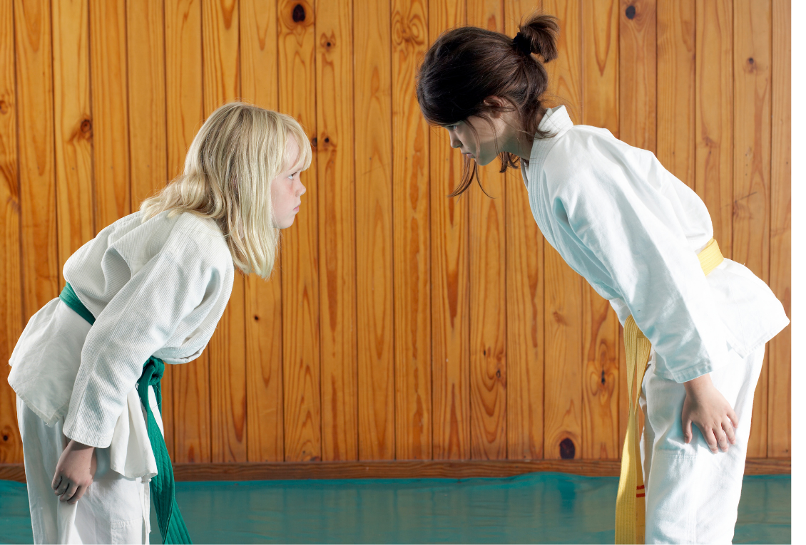 Why Martial Artists Bow