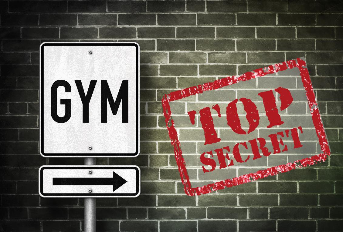 BIGGEST Gym Secret