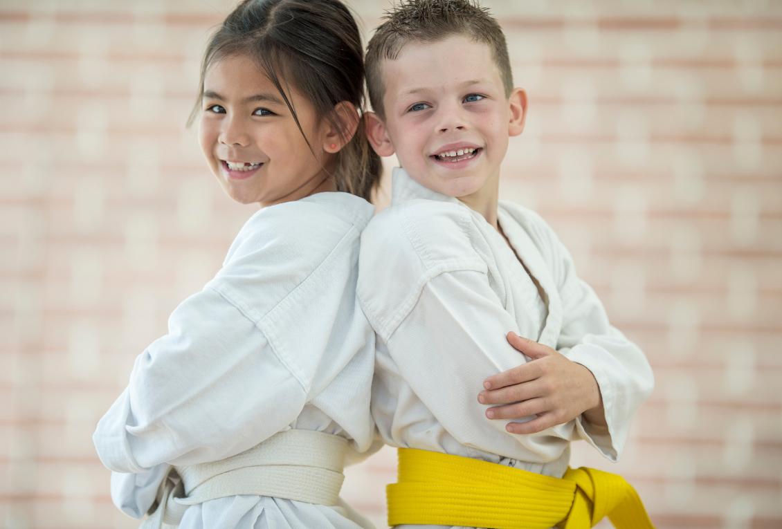 Forging Friendships Through Martial Arts