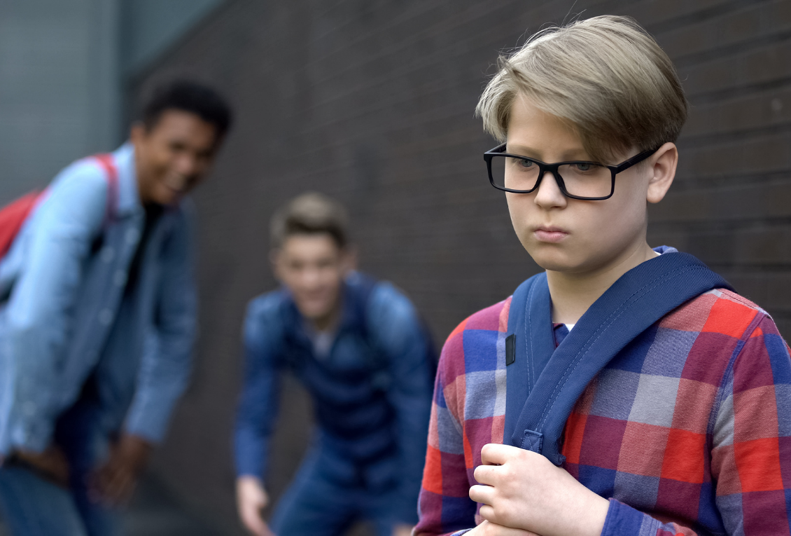 How To Bully-Proof Your Kid